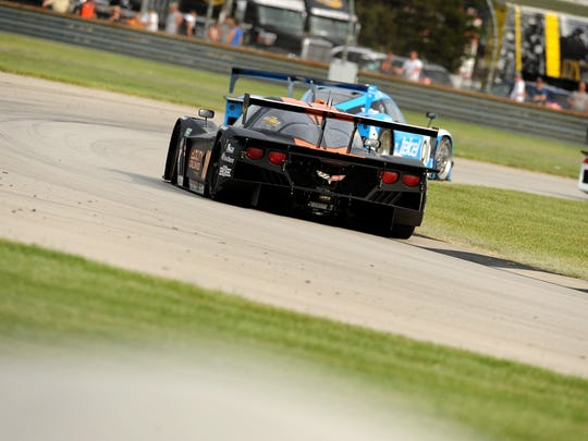 Sports cars and stock cars in one weekend at the Brickyard