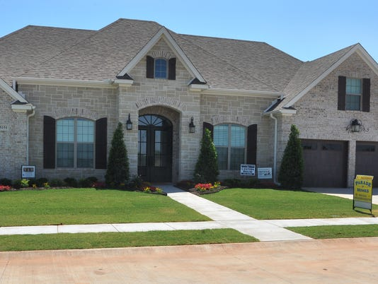 The 66th annual North Texas Home Builders Association's Parade of Homes