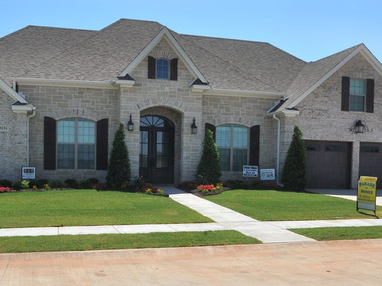 The 66th annual North Texas Home Builders Association's Parade of Homes proceeds will benefit the local Habitat for Humanity and will feature 13 homes from eight builders such as this one located at 5151 Cathedral Ln.