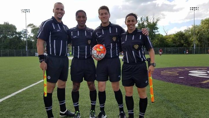 Stewarts Creek soccer coach Brooke Mayo named FIFA assistant referee