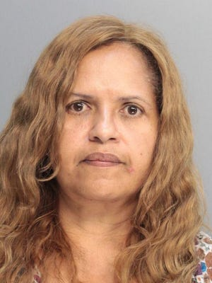 Diana Nadell, the daughter-in-law of Peggy Nadell, was arrested Tuesday, May 20, 2014, in connection with the January murder of the Valley Cottage, N.Y., woman.
