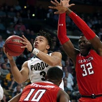 Purdue basketball's NCAA Tournament run again stalls in Sweet 16 with loss to Texas Tech