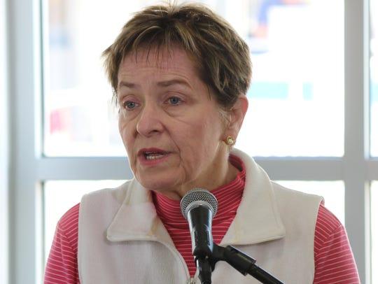 U.S. Rep. Marcy Kaptur, D-Toledo, whose district stretches