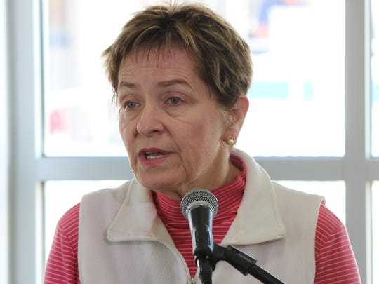 U.S. Rep. Marcy Kaptur, D-Toledo, whose district stretches