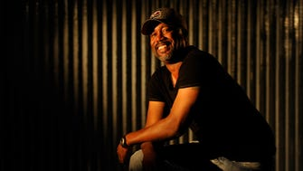 """Darius Rucker has released a new album, """"Southern Style."""""""