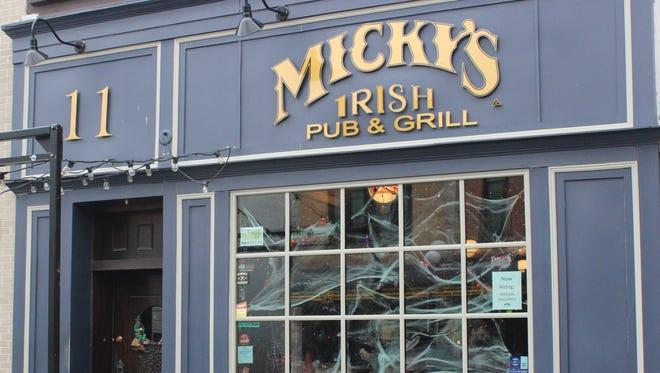 Micky's Irish Pub and Grill