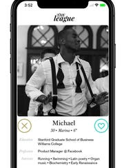 The League is a dating app that will launch in Detroit