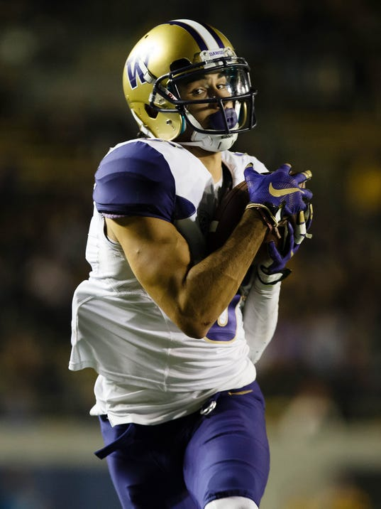 NCAA Football: Washington at California