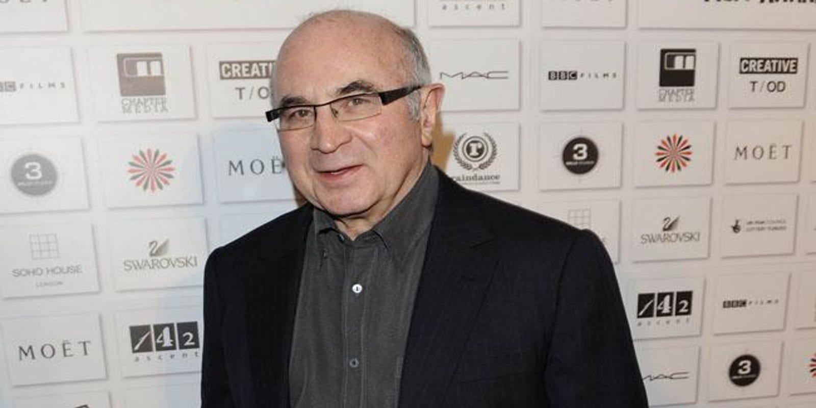 b6ce8572e33 Bob Hoskins  wife leads tributes for the  beloved  actor