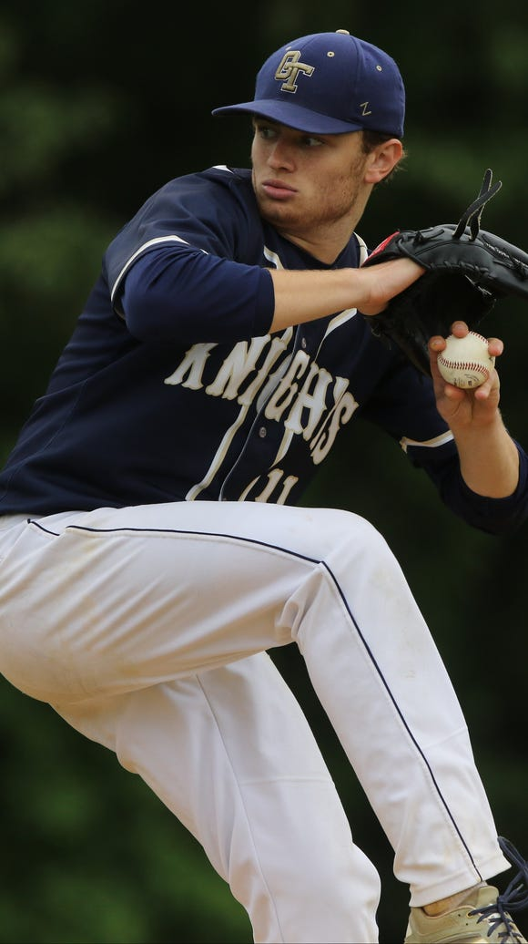 James Steindl led NV/Old Tappan in wins and ERA on