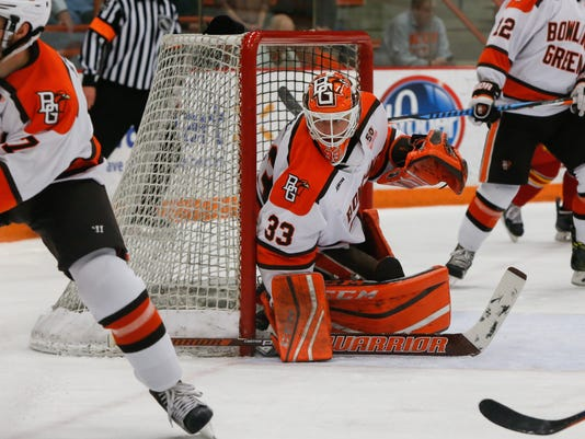 NCAA ICE HOCKEY - Ferris State at Bowling Green