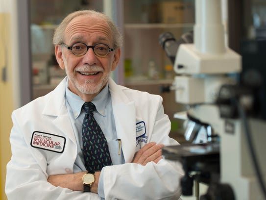 Dr. Robert Arceci was hematology/oncology division