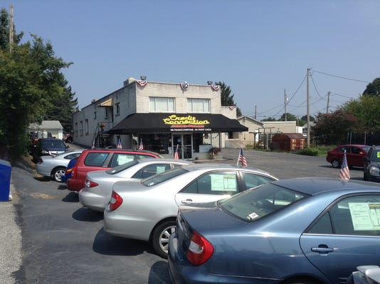 Credit Connection Auto Sales has two York County locations, including this one at 1935 W. Market St. in West York. The company reached a settlement agreement with the attorney general's office after the office received several complaints of the company misrepresenting it vehicles.