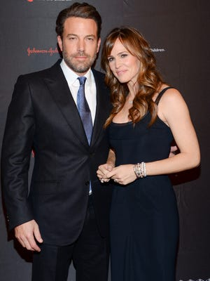 Ben Affleck, left, and wife Jennifer Garner attend the 2nd Annual Save the Children Illumination Gala at The Plaza Hotel on Wednesday, Nov. 19, 2014, in New York.