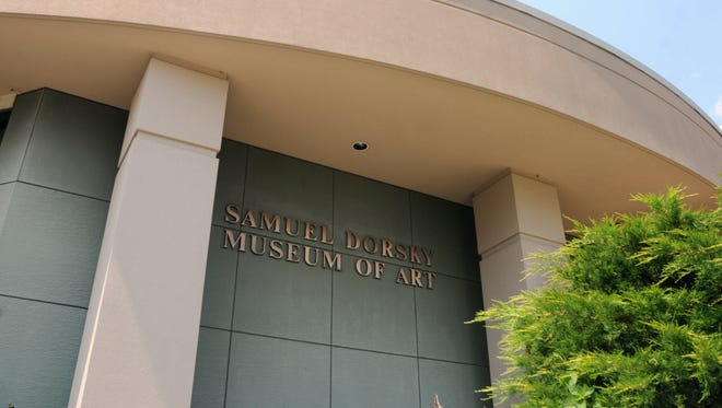 The Samuel Dorsky Museum of Art on campus at SUNY New Paltz