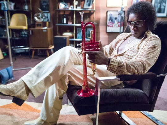 "Don Cheadle stars in ""Miles Ahead"" and also wrote and"