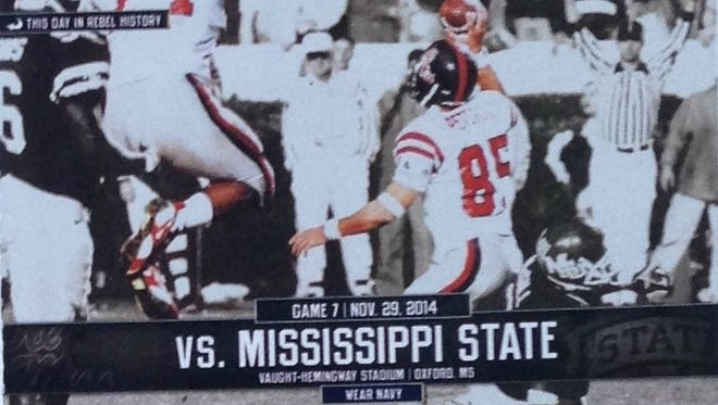 Ticket for this season's Egg Bowl gets more expensive as Ole Miss and Mississippi State rise in the rankings.