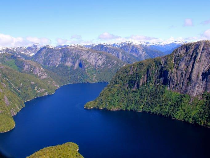 Fantastic Fjords Of North America