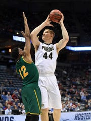 Isaac Haas' minutes usually correlate with how many