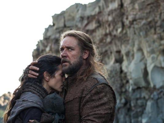 Mideast Emirates Noah Film Banned