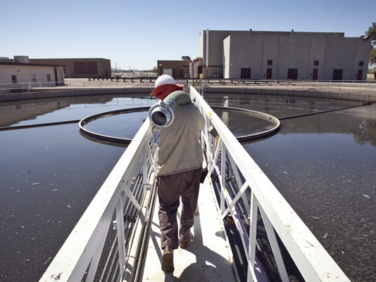 Water recycling
