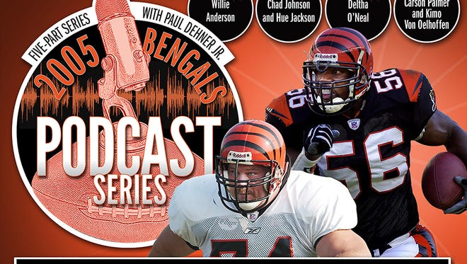 Center Rich Braham and linebacker Brian Simmons join the 2005 Bengals Podcast Series.