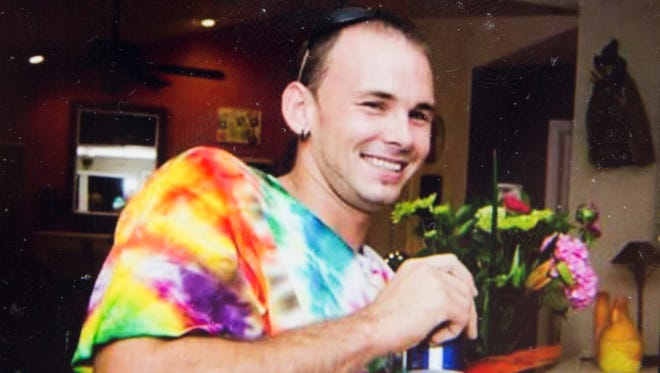 A photograph of Devan Rewis, a 31-year lifelong Chokoloskee resident, who died in custody at NCH Downtown Baker Hospital after he was arrested on a charge of violating Collier County's curfew.