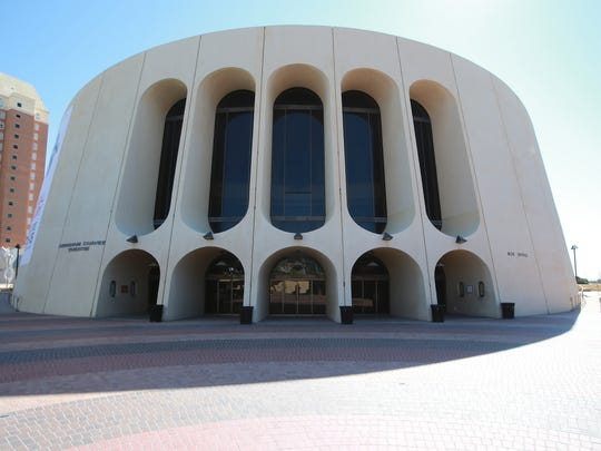 The Abraham Chavez Theatre opened Sept. 23, 1974.