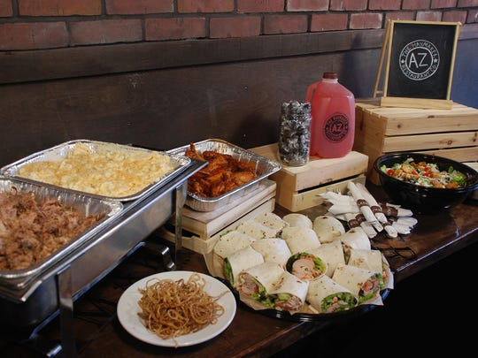 Haymaker: A selection of to-go dishes from Haymaker.