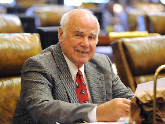 Sen. Tommy Gollott, R-Biloxi