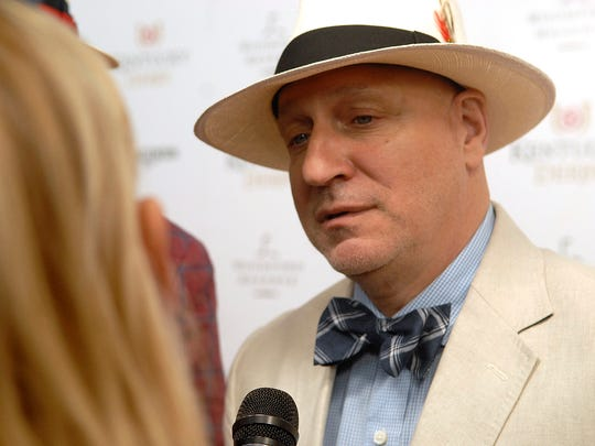 """""""Top Chef"""" judge and chef Tom Colicchio poses for a"""