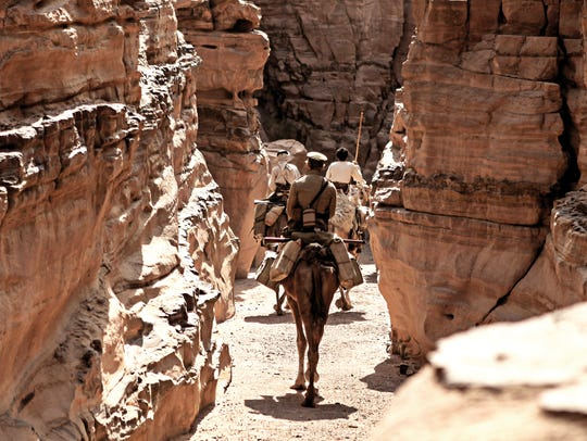 """The Oscar-nominated """"Theeb"""" will be screened Tuesday"""