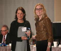 Detroit Free Press' Green Leaders honored