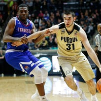 Former Purdue guard Dakota Mathias excited about his fit with Cleveland Cavaliers