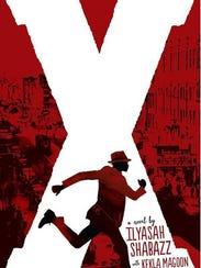 """X: A Novel,"" Ilyasah Shabazz, Kekla Magoon, Candlewick"