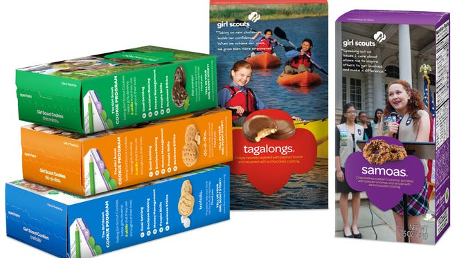 Girl Scouts of Central Indiana will now use the new Digital Cookie method, in addition to door-to-door and booth sales.