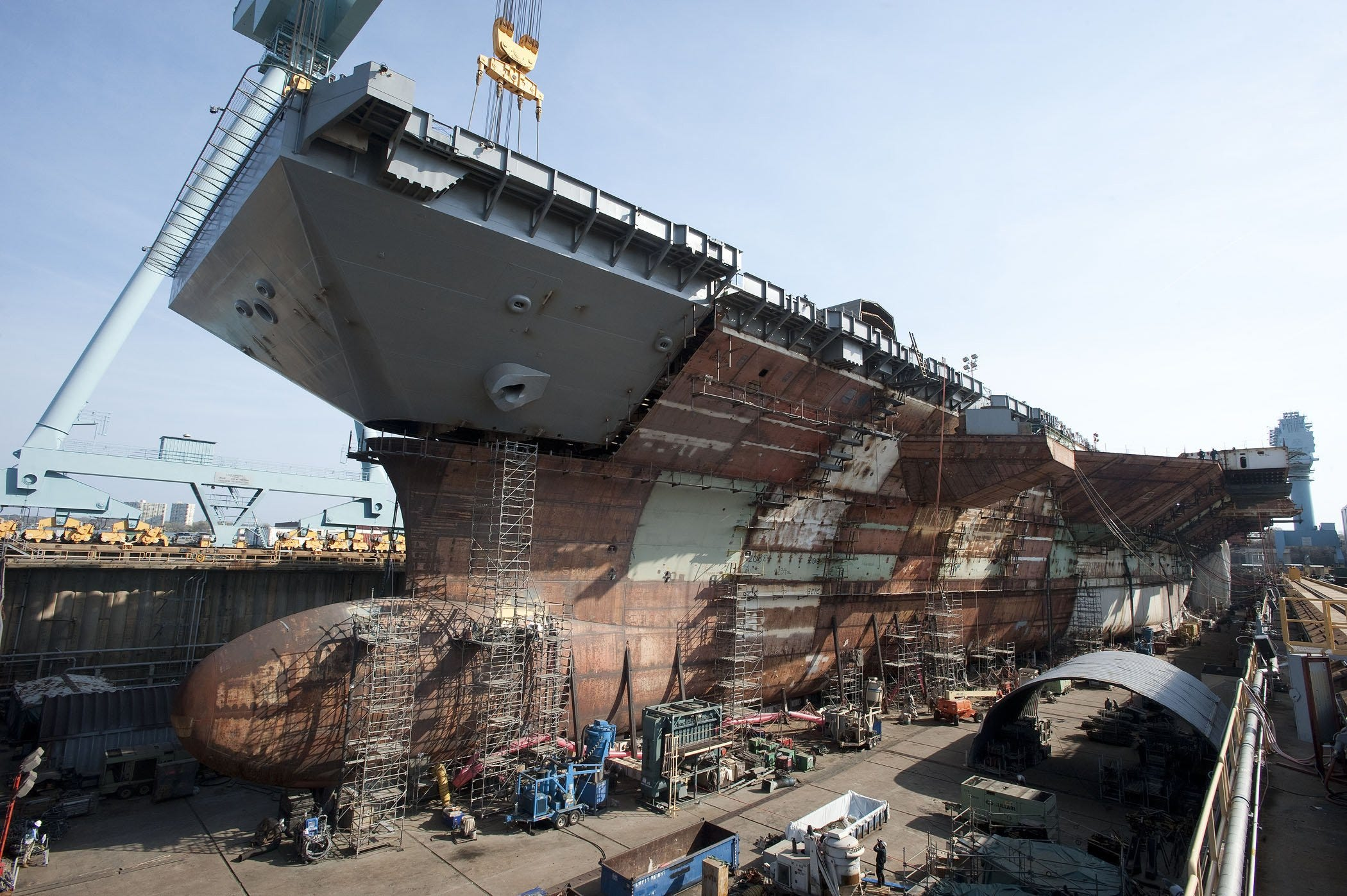 Attractive USS Gerald R. Ford