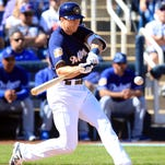 Camp report: Brewers lose slugfest to Dodgers