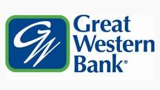 Great Western Bank logo