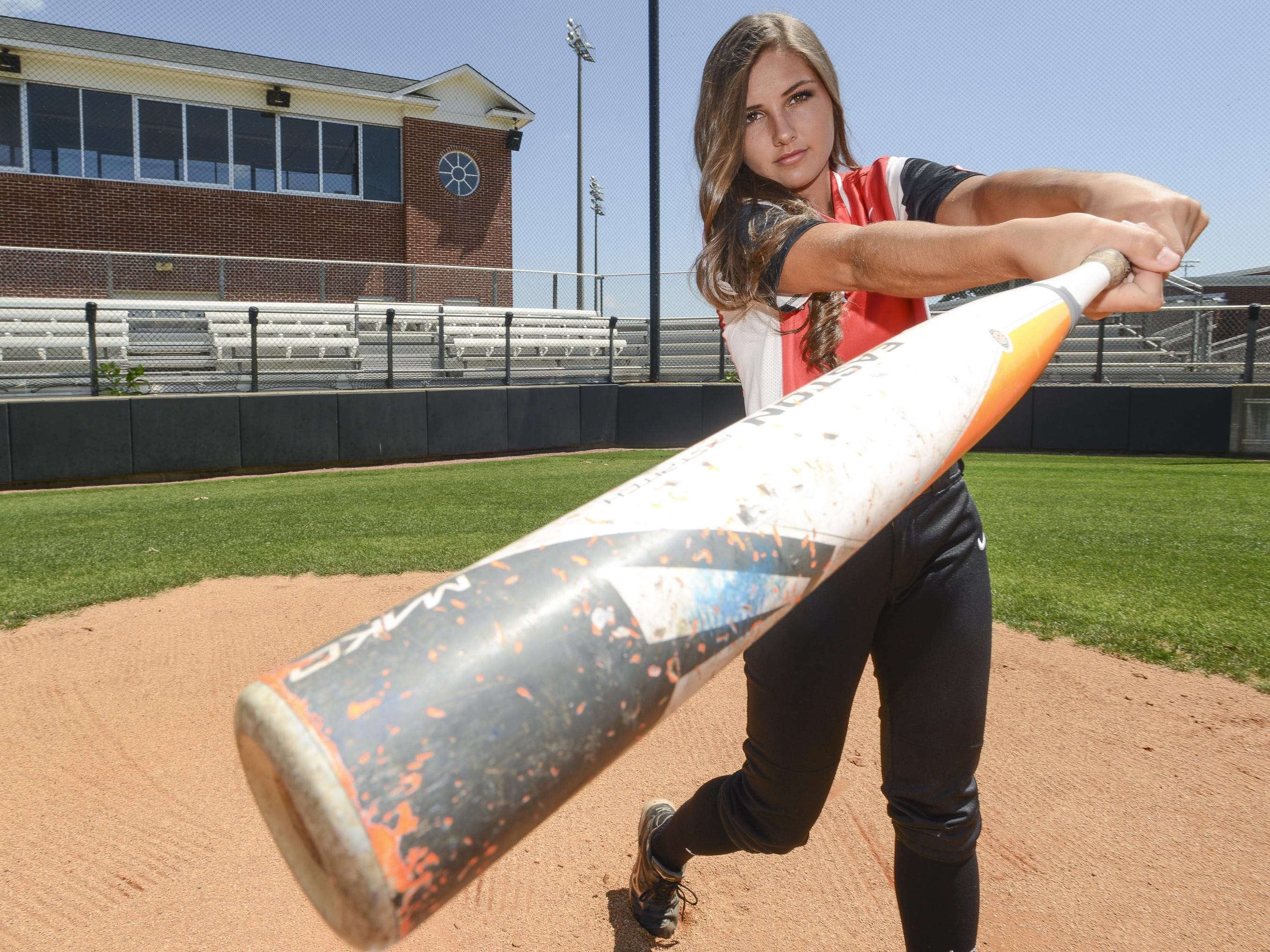 Lexington's Brooklyn Hays was named to the All-West Tennessee First Team in volleyball and Second Team in softball.