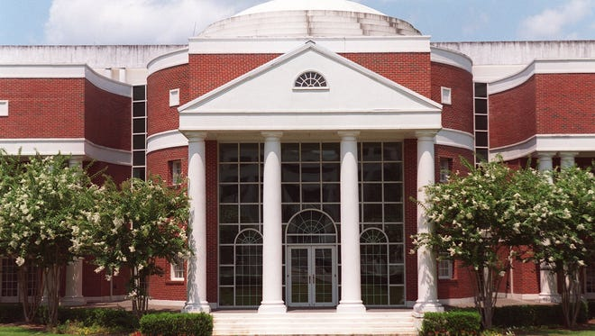 The College of Law outgrew its original location in the Longmire building and has since moved to a location within walking distance of the Capitol.