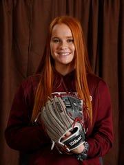 Binghamton graduate Paige Rauch has eight home runs this season for Villanova.