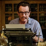 "Bryan Cranston is screenwriter Dalton Trumbo in ""Trumbo,"" directed by Jay Roach."