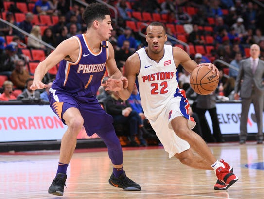 Would Avery Bradley be a good fit with Devin Booker