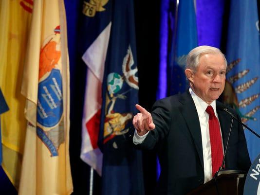 AP ATTORNEY GENERAL VIOLENT CRIME A USA DC