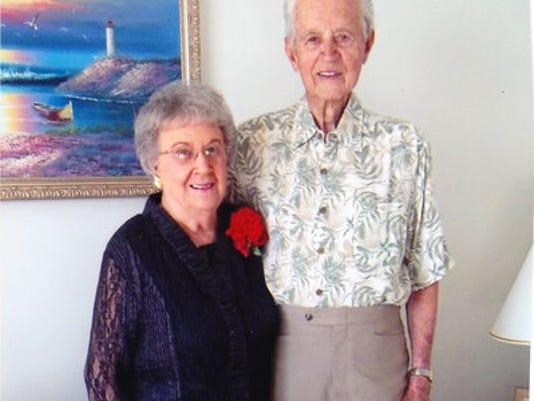 Anniversaries: Ila Jacobs & Duane Jacobs