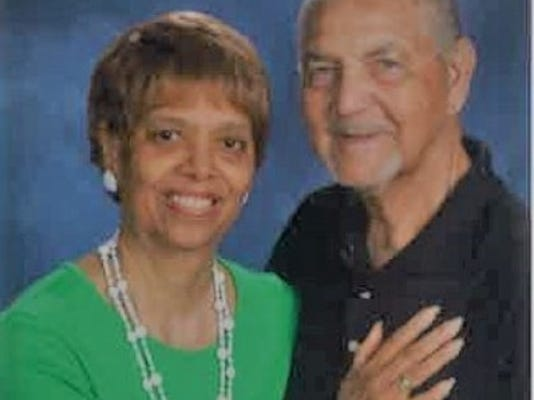Anniversaries: Mr. & Mrs. Jerome Boyd & Jerome & Shirley Boyd