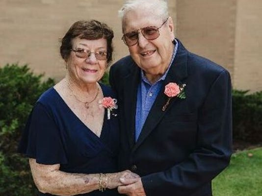 Anniversaries: Jack Delderfield & Betty Delderfield
