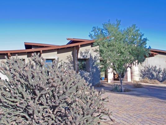 Mushorn Residence