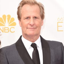 Actor Jeff Daniels attends the 66th Annual Primetime Emmy Awards on August 25, 2014 in Los Angeles, California.